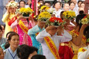 Dâng hoa lễ Phật thế nào để nhận được nhiều phúc báu?