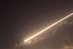 Quân đội Syria tuyên bố bắn hạ tất cả mục tiêu trên không của kẻ thù