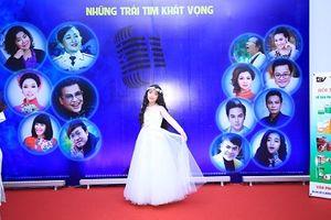 Giọng ca nhí Jennifer Thiên Nga ủng hộ Hội thi 'Tiếng hát Người khuyết tật lần 2'