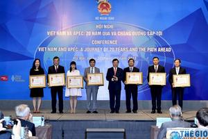 20 năm Việt Nam gia nhập APEC: một quyết định mang ý nghĩa chiến lược