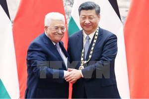 Trung Quốc ủng hộ giải pháp hai nhà nước cho vấn đề Palestine
