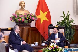 Chủ tịch nhóm Tầm nhìn APEC đánh giá cao vai trò khởi xướng của Việt Nam