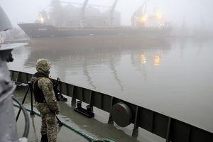 Biển Azov trở thành tâm điểm căng thẳng mới giữa Nga - Ukraine