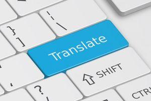 Google Translate trên web 'khoác áo' mới