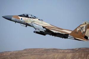 Syria bắn hạ chiến đấu cơ, tên lửa Israel?