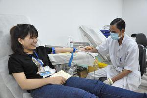 Hiến máu không đạt chỉ tiêu, lo ngại tết thiếu máu cấp cứu