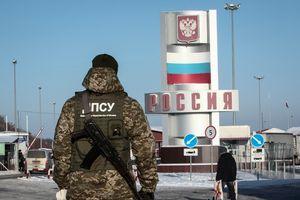 Đàn ông Nga từ 16-60 tuổi bị cấm nhập cảnh vào Ukraine