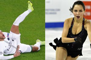 Người đẹp trượt băng chế nhạo màn ăn vạ mới của Neymar