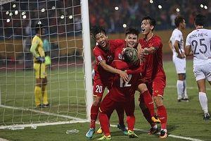 Đội tuyển Việt Nam lọt top 100 thế giới