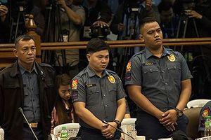 3 cảnh sát lĩnh án vì chiến dịch chống ma túy của Philippines