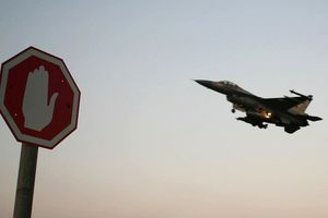 Tel Aviv phủ nhận chiến đấu cơ Israel bị Syria bắn hạ