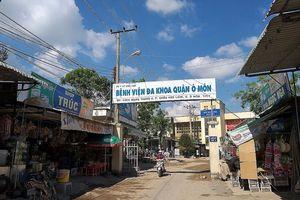 Sở Y tế chỉ đạo khẩn vụ bảo vệ khám mắt ở Bệnh viện Ô Môn