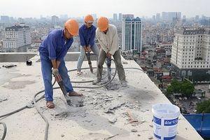Hà Nội còn 891 công trình vi phạm trật tự xây dựng