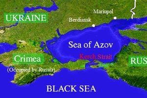 Biển Azov, nơi xảy ra xung đột Nga-Ukraine, là nơi như thế nào?