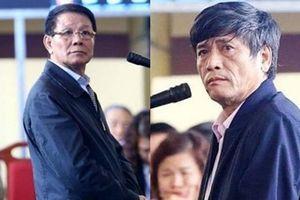 Tòa tuyên phạt cựu tướng Phan Văn Vĩnh 9 năm tù, Nguyễn Thanh Hóa 10 năm tù