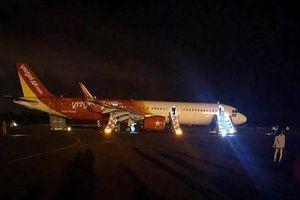 Cục Hàng không lên tiếng vụ máy bay Vietjet gặp sự cố tại Buôn Ma Thuột