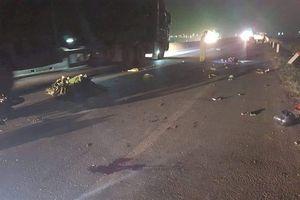 Truy tìm xe ô tô gây tai nạn chết người trong đêm rồi bỏ trốn ở Thanh Hóa