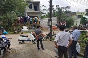 Thanh Hóa: Phát hiện 2 vợ chồng chết thảm bên nhà và dưới sông