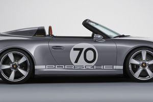Porsche giới thiệu dòng xe 911 hoàn toàn mới