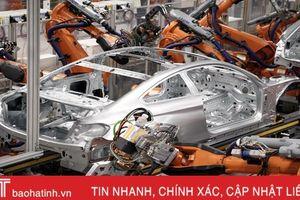 Bên trong nhà máy sản xuất 1.000 ôtô mỗi ngày của BMW ở Munich