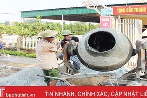 Thực hiện tốt dân chủ cơ sở - bài học thành công của Hà Tĩnh trong xây dựng NTM