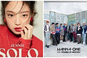 Bất chấp tất cả những tranh cãi thái độ của Jennie (Black Pink), 'SOLO' vẫn chưa có dấu hiệu hạ nhiệt trên bảng xếp hạng Gaon