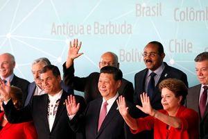 Trung Quốc trở thành đối tác thương mại lớn thứ hai của Mỹ Latinh