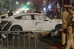 Tai nạn kinh hoàng trong đêm giữa 2 xe máy và ô tô, 4 thanh niên thương vong
