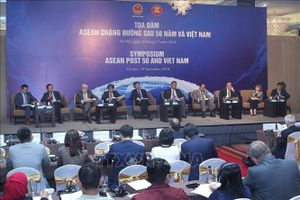 ASEAN chặng đường sau 50 năm và Việt Nam