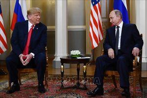 Bước lùi trong quan hệ Nga - Mỹ