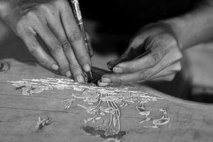 Nét độc đáo ở làng nghề khảm trai nghìn tuổi nức danh đất Bắc