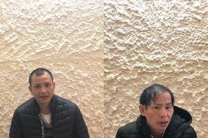 Bắt đối tượng làm giả chữ ký Chủ tịch tỉnh Hà Tĩnh