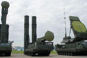 S-300 'ẩn mình' giúp Syria đập tan cuộc tấn công tên lửa của Israel?