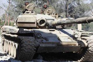 Nỗ lực xâm nhập loạt mặt trận ở vùng đệm Syria, khủng bố 'chịu trận'