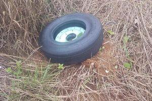 Tìm thấy 1 lốp tàu bay Vietjet bị sự cố tại Buôn Ma Thuột