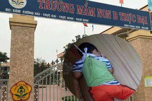 Bé 4 tuổi bị treo cổ gần cửa sổ ở Nam Định: Gia đình phủ nhận bé bị câm điếc