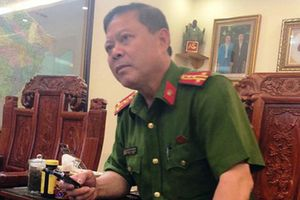 Đình chỉ Trưởng Công an TP Thanh Hóa bị tố nhận 260 triệu đồng 'chạy án'