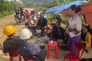 Tam Điệp (Ninh Bình): Người dân phản đối xây dựng Đài hóa thân hoàn vũ