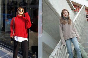 5 mẫu áo len tuyệt đẹp dự đoán hot nhất mùa đông năm nay