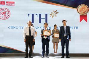 TH true MILK nhận giải thưởng Tin và Dùng 2018 cho 'Thương hiệu có tâm'