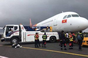Vụ máy bay Vietjet 'tiếp đất' bằng cánh: Máy bay vừa nhận từ nhà chế tạo Airbus 2 tuần