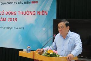 BIC miễn nhiệm Chủ tịch Trần Lục Lang, giao quyền phụ trách HĐQT cho người nước ngoài