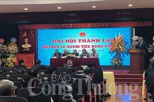 Chính thức thành lập Hội Bảo vệ người tiêu dùng Việt Nam