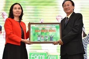 Khởi động chương trình Sữa đậu nành học đường năm 2018