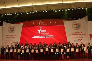 Công bố Top 500 doanh nghiệp lợi nhuận tốt nhất Việt Nam 2018