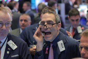 Cổ phiếu công nghệ, tài chính kéo chứng khoán Mỹ giảm điểm