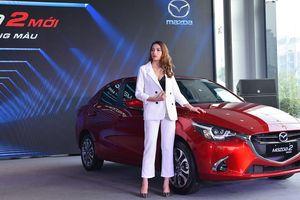 Mazda2 mới ra mắt tại Việt Nam, phân khúc xe cỡ nhỏ 'ngộp thở'