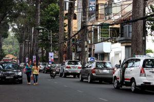 Hạn chế xe qua 4 tuyến đường Q.5 để làm lễ phòng chống HIV/AIDS