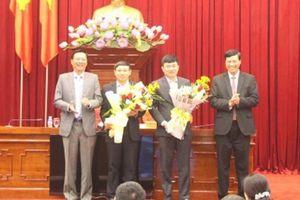 Quảng Ninh có hai tân Phó Bí thư Tỉnh ủy