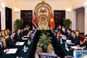 Triều Tiên mong muốn củng cố quan hệ với Việt Nam